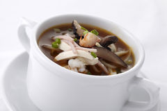 Sichuan soup Royalty Free Stock Photography