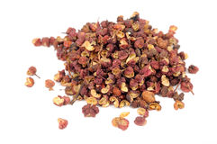 Sichuan (Szechuan) Pepper Stock Photo