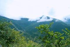 sichuan-tibet highway royalty free stock image
