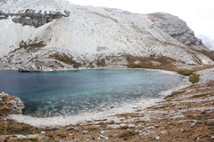 Sichuan-Tibet plateau lake Royalty Free Stock Photos