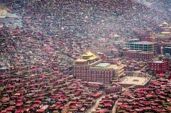 Sichuan Tibetan scenery Stock Images