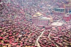 Sichuan Tibetan scenery Royalty Free Stock Photos
