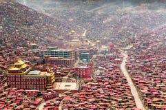 Sichuan Tibetan scenery Stock Photography