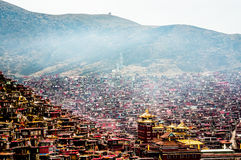 Sichuan Tibetan scenery Royalty Free Stock Photography