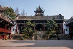 Sichuan Zigong salt museum royaltyfri fotografi