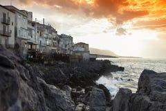 Sicilië Stock Afbeeldingen