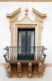 Sicilië - Scicli Stock Afbeeldingen