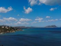 Sicilia 1 Fotos de archivo libres de regalías