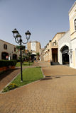 Sicilia outlet village Royalty Free Stock Image