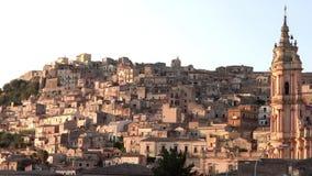 Sicilia, pizcas almacen de metraje de vídeo