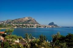 Sicilia`s view Stock Photography