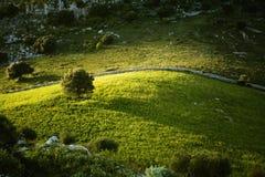 Siciliaans Landschap royalty-vrije stock afbeelding