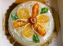 Siciliaanse Cassata Stock Fotografie