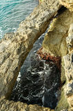 Siciliaanse coast3 stock foto's