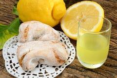 Sicilian almond paste Royalty Free Stock Photography