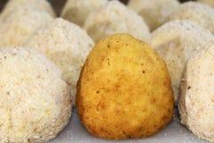 Sicilian arancini Stock Images