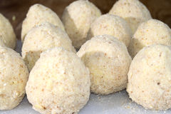 Sicilian arancini Royalty Free Stock Photos