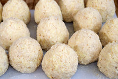 Sicilian arancini Royalty Free Stock Photo