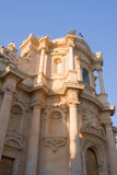 Sicilian architecture Royalty Free Stock Photography