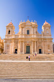 Sicilian architecture Royalty Free Stock Photo