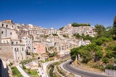 sicilian arkitektur arkivbild