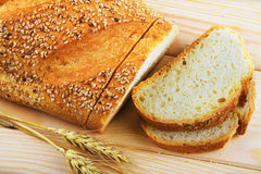 Sicilian bread Stock Images