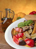 Sicilian caponata Royalty Free Stock Photos