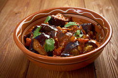 Sicilian Caponata Stock Photos