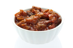 Sicilian caponata Royalty Free Stock Photography