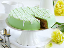 Sicilian Cassata Royalty Free Stock Images