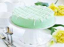Sicilian Cassata Royalty Free Stock Photos