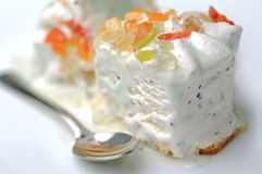 Sicilian cassata Stock Photography