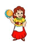 Sicilian child royalty free stock image