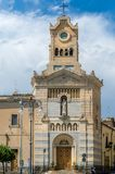 Sicilian church Royalty Free Stock Photos