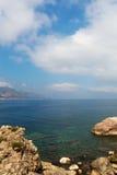 Sicilian coast. Stock Photography