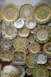 Sicilian Crafts Royalty Free Stock Photography