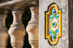 Sicilian craftsmanship Stock Photos