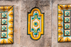 Sicilian craftsmanship Stock Images