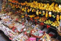 Sicilian Food Stock Photo