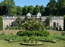 Sicilian Garden Stock Image