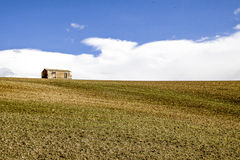 Sicilian Landscape. In a spring day Stock Photo