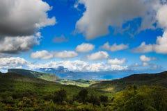 Sicilian landskap Royaltyfri Foto