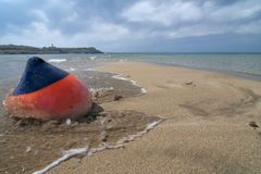 Sicilian Mediterranean Sea Royalty Free Stock Photography