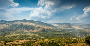 Sicilian nature Royalty Free Stock Photos