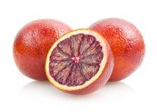 Sicilian oranges Royalty Free Stock Photography
