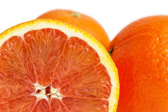 Sicilian oranges Stock Photo