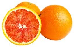 Sicilian oranges Stock Image