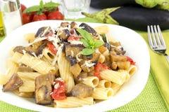 Sicilian pasta Stock Photos