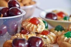 Sicilian pastries Stock Image