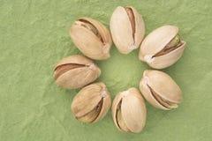 Sicilian pistachio royalty free stock image